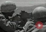 Image of US Marines firning Browning M1919 machine gun Okinawa Ryukyu Islands, 1945, second 3 stock footage video 65675074419