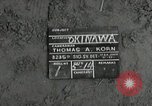 Image of Negro troops Okinawa Ryukyu Islands, 1945, second 2 stock footage video 65675074422