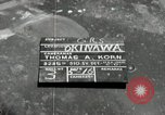 Image of 96th Division Cemetery Okinawa Ryukyu Islands, 1945, second 2 stock footage video 65675074425