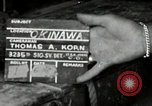 Image of United States soldiers Okinawa Ryukyu Islands, 1945, second 2 stock footage video 65675074428