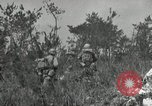Image of United States soldiers Okinawa Ryukyu Islands, 1945, second 4 stock footage video 65675074430