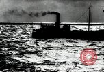 Image of Japanese submarine Pacific Ocean, 1942, second 12 stock footage video 65675074438