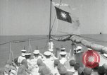 Image of German submarine Atlantic Ocean, 1942, second 4 stock footage video 65675074443