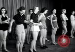 Image of women dancers New York City USA, 1936, second 2 stock footage video 65675074452