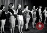 Image of women dancers New York City USA, 1936, second 4 stock footage video 65675074452