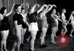 Image of women dancers New York City USA, 1936, second 6 stock footage video 65675074452