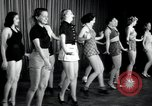 Image of women dancers New York City USA, 1936, second 7 stock footage video 65675074452