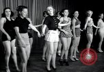 Image of women dancers New York City USA, 1936, second 9 stock footage video 65675074452