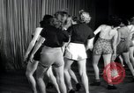 Image of women dancers New York City USA, 1936, second 12 stock footage video 65675074452