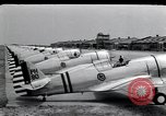 Image of P-36 pursuit planes Langley Field Virginia USA, 1939, second 2 stock footage video 65675074459