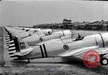 Image of P-36 pursuit planes Langley Field Virginia USA, 1939, second 3 stock footage video 65675074459