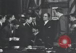 Image of Charles Lindbergh Washington DC USA, 1933, second 2 stock footage video 65675074461