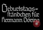 Image of Hermann Goering Munich Germany, 1937, second 5 stock footage video 65675074463