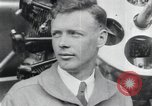 Image of Charles Lindbergh Paris France, 1928, second 2 stock footage video 65675074474