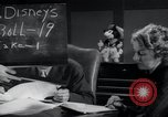 Image of Walt Disney answers request for Mickey Mouse endorsement Los Angeles California USA, 1937, second 10 stock footage video 65675074476