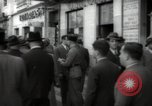 Image of crowd Lisbon Portugal, 1942, second 7 stock footage video 65675074494