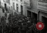 Image of crowd Lisbon Portugal, 1942, second 9 stock footage video 65675074494
