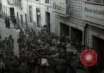Image of crowd Lisbon Portugal, 1942, second 11 stock footage video 65675074494