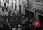 Image of crowd Lisbon Portugal, 1942, second 12 stock footage video 65675074494