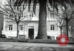 Image of Colonel Robert Solberg Lisbon Portugal, 1942, second 9 stock footage video 65675074499