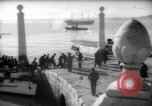 Image of Coast Guard cutter Lisbon Portugal, 1942, second 1 stock footage video 65675074502
