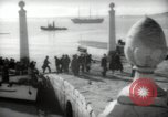 Image of Coast Guard cutter Lisbon Portugal, 1942, second 7 stock footage video 65675074502