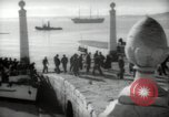 Image of Coast Guard cutter Lisbon Portugal, 1942, second 8 stock footage video 65675074502