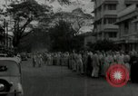 Image of people lined up Philippines, 1942, second 9 stock footage video 65675074518