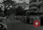 Image of people lined up Philippines, 1942, second 10 stock footage video 65675074518