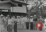 Image of Filipino doctors Philippines, 1942, second 6 stock footage video 65675074524