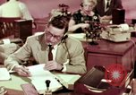 Image of Internal Revenue Service stations United States USA, 1953, second 7 stock footage video 65675074557