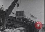 Image of William Franklin Knox Norfolk Virginia USA, 1941, second 6 stock footage video 65675074563