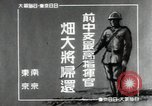 Image of Japanese officers Japan, 1940, second 7 stock footage video 65675074571