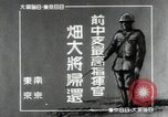 Image of Japanese officers Japan, 1940, second 8 stock footage video 65675074571