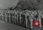 Image of General Nathan Twining Guadalcanal Solomon Islands, 1943, second 3 stock footage video 65675074593