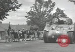 Image of United States tanks Tidworth England, 1944, second 10 stock footage video 65675074611