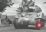 Image of United States tanks Tidworth England, 1944, second 11 stock footage video 65675074611