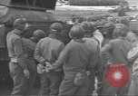 Image of US Tanks bound for D-Day Tidworth England, 1944, second 4 stock footage video 65675074612