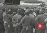 Image of US Tanks bound for D-Day Tidworth England, 1944, second 5 stock footage video 65675074612