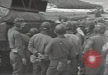 Image of US Tanks bound for D-Day Tidworth England, 1944, second 7 stock footage video 65675074612