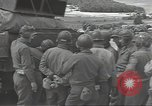 Image of US Tanks bound for D-Day Tidworth England, 1944, second 8 stock footage video 65675074612