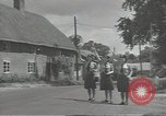 Image of United States tanks Tidworth England, 1944, second 4 stock footage video 65675074613