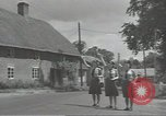 Image of United States tanks Tidworth England, 1944, second 5 stock footage video 65675074613