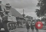 Image of United States tanks Tidworth England, 1944, second 7 stock footage video 65675074613