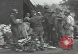 Image of Company A soldiers Torquay England, 1944, second 7 stock footage video 65675074617
