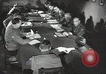 Image of British General Miller Wilton England, 1944, second 10 stock footage video 65675074618
