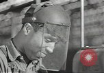 Image of negro war production aircraft workers World War 2 United States USA, 1944, second 10 stock footage video 65675074661
