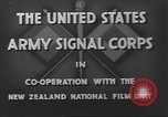 Image of United States soldiers South Pacific Ocean, 1944, second 4 stock footage video 65675074670