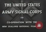 Image of United States soldiers South Pacific Ocean, 1944, second 6 stock footage video 65675074670