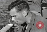 Image of United States soldiers Guadalcanal Solomon Islands, 1944, second 5 stock footage video 65675074675